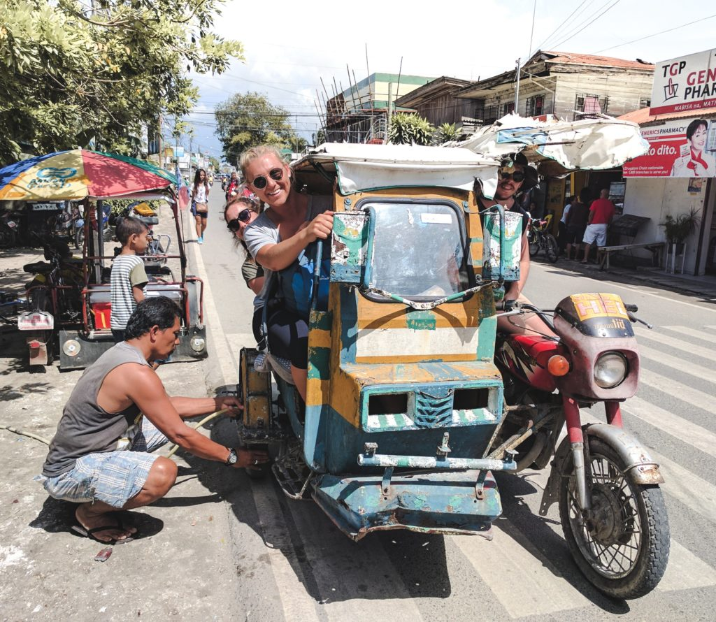 CEBU TRICYCLE