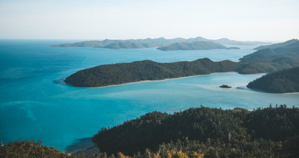 whitsunday island peak