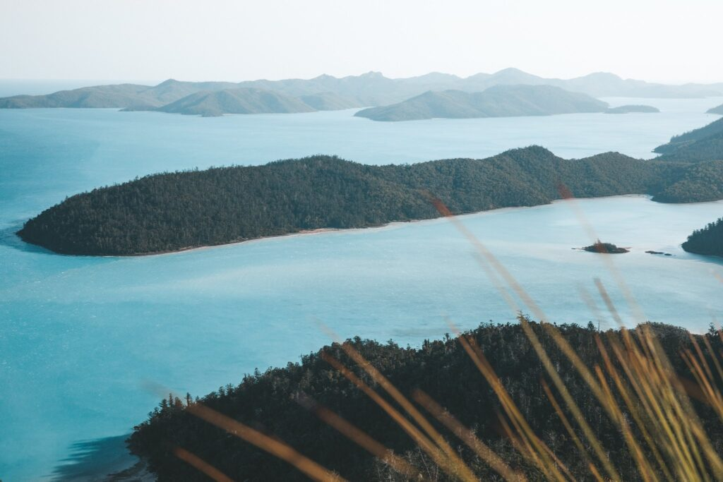 whitsunday peak hike