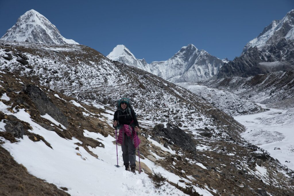 Trekking Himalaya Gorak Shep Everest Base Camp